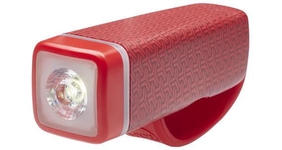 Knog POP i Frontlicht weiße LED red